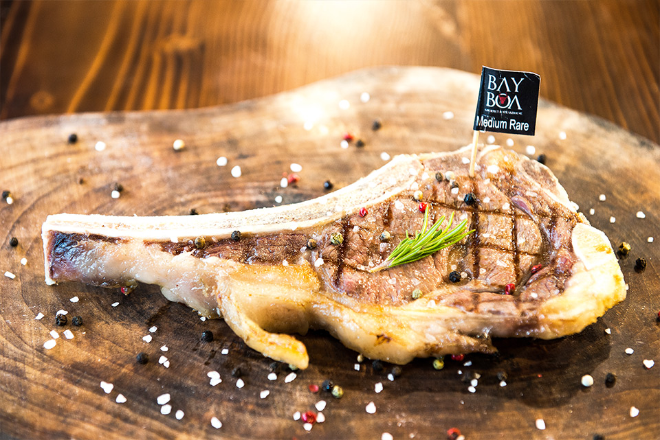 Bayboa Gourmet & Steakhouse